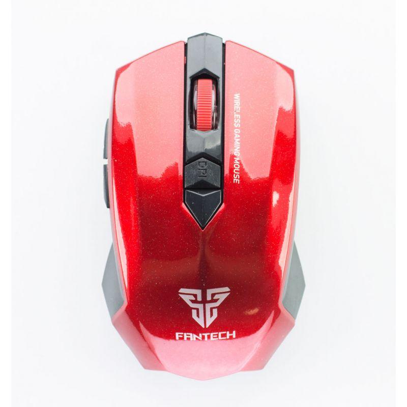 Gaming mouse FanTech, Wireless Garen WG7, Red - 985 - 985