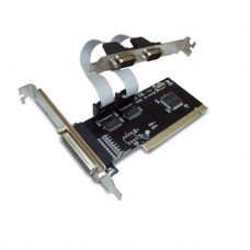 PCI to Serial + Parallel port, No brand - 17470