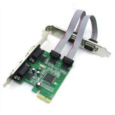 PCI-E to 4 Serial port No Brand  -17473