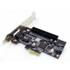 PCI-E to IDE + SATA-17475