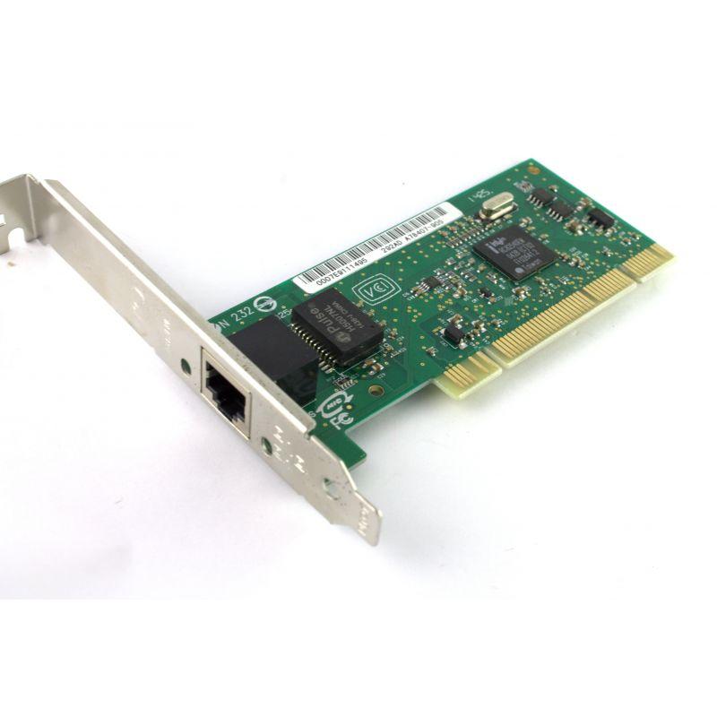 Lan card Intel Gigabit Ethernet, No brand!!!!! - Direct importer