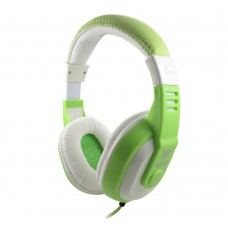 Headsets Vykon MQ98, audio, for smartphone with a microphone, different colors - 20274