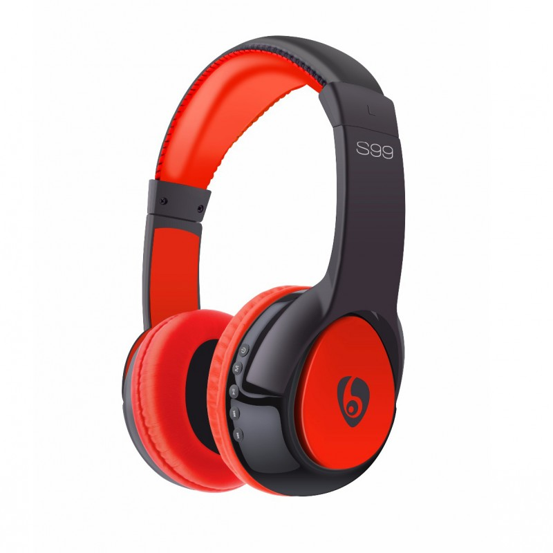 Bluetooth Headphones, Ovleng S99, SD, FM, Different colors - 20320 - 20320