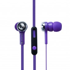 Mobile device headphones, Ovleng IP180, With microphone, Different colors - 20325
