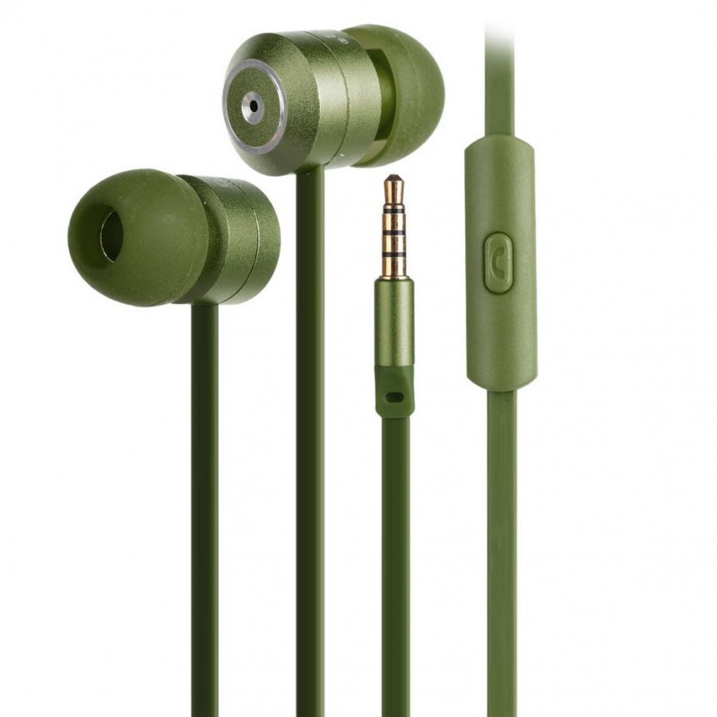 Mobile device headphones, Ovleng IP350, With microphone, Different colors - 20326 - 20326
