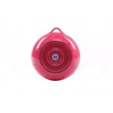 Speaker No brand with Bluetooth, USB, SD, FM, Pink - 22050