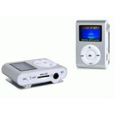 Mini MP3 player, No Brand, With display - 8007