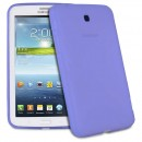 Silicone protector No brand for Samsung T210 Tab3 7  , Blue - 14562 - 14562