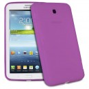 Silicone protector No brand  for Samsung T310 Tab3 8  , Purple - 14567 - 14567