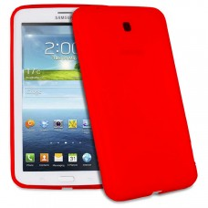 Silicone protector No brand for Samsung P5200 Tab3 10.1'', Red - 14575