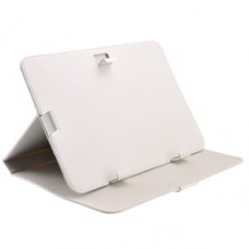 Universal case for tablet 8'' 020 No brand, white - 14649