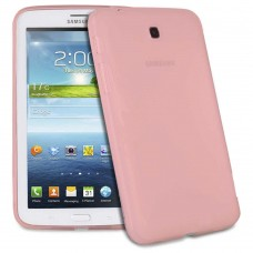 Silicone protector No brand for Samsung T210 Tab3 7'', Pink - 14560