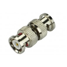 Double BNC male Connector, DeTech 10pcs - 17149