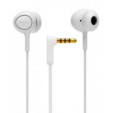 Headphones Remax RM-515 for phone with microphone, Audio, White - 20297