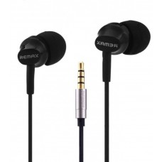 Headphones Remax RM-501 for phone with microphone, Audio, Black - 20298