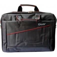 Laptop bag Okade 15.6'', Black - 45225