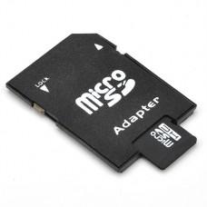 Memory card No brand microSDHC 32GB, Class 10 + Adapter - 62024