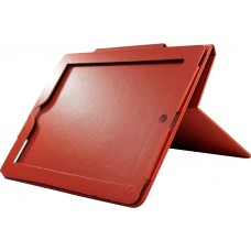 Case No brand 011 for iPad2/3/4, red - 14515