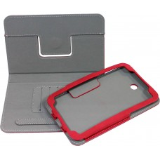 "Case No brand for Samsung P5100 Tab 2 10.1"", Red - 14527"