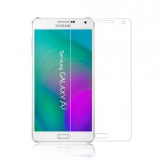 Tempered glass No brand, for Samsung Galaxy A7, 0.3mm, Transparent - 52116