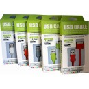 Data cable DeTech USB  iPhone 4/4S , iPAD, 1м  - 14227 - 14227
