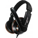 Headsets Ovleng X-5 for computer with microphone, Black - 20223 - 20223