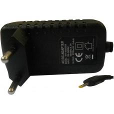 Adapter DeTech 9V/ 2.0A 2.5x0.8мм - 237