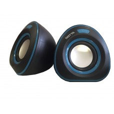 Speakers Sotta V380, 3W*2, USB, Black - 22042