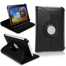 Case No brand for Samsung T210 Tab 3 7'', Black - 14596