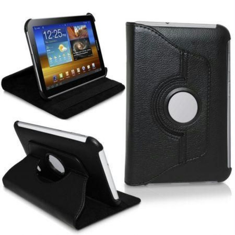 Case No brand for Samsung P3100 Tab2 7  , Black - 14581 - 14581
