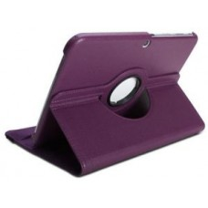 Case No brand  for Samsung P5200 Tab 3 10.1'', Purple - 14608