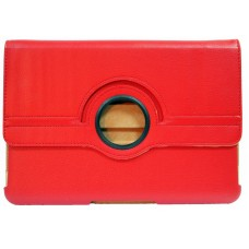 "Case No brand  for Samsung P5200 Tab 3 10.1"", Red - 14610"