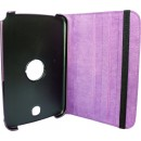 Case No brand for Samsung T310 Tab 3 8   S-T302, Purple - 14603 - 14603