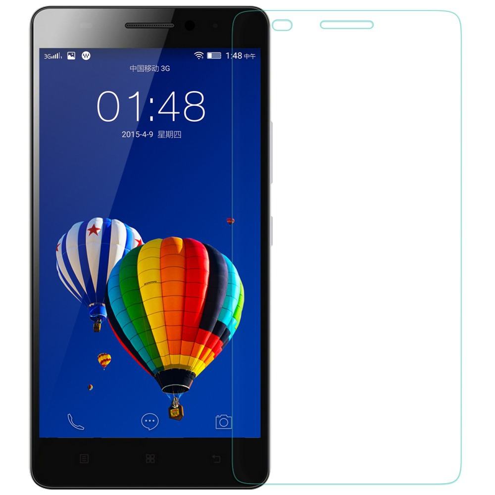 Tempered Glass No Brand For Lenovo A7000 K3 Note 03mm Transparent
